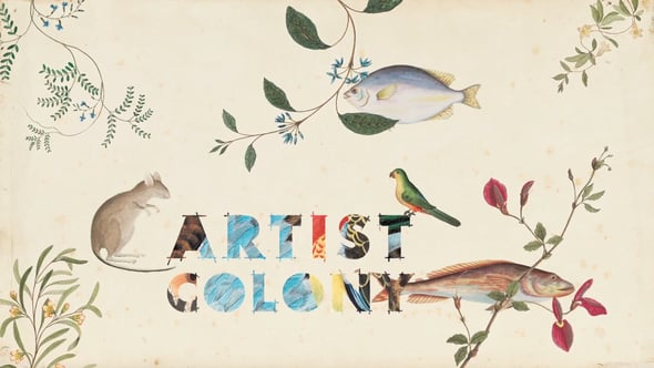Artist Colony SLNSW title image