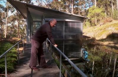 Built for the Bush Glenn Murcutt Blue Mountains house