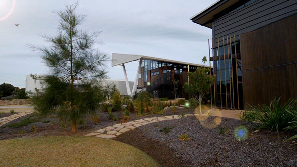 Sustainable Building Research Centre (SBRC)